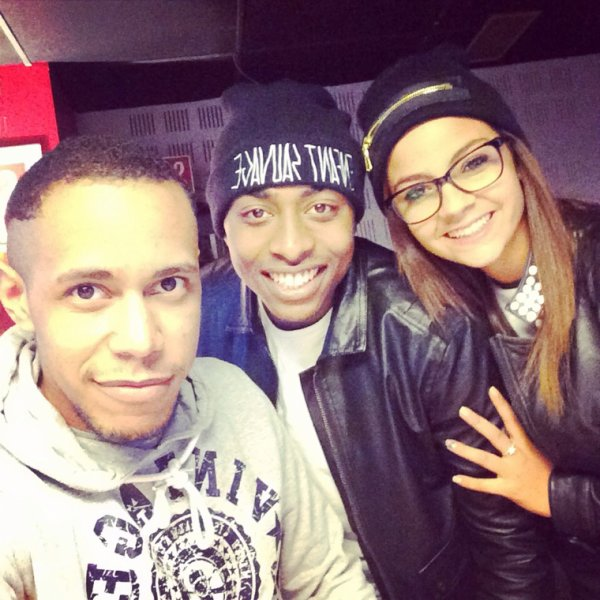 Avec Sindy et Fababy #TeamBs
