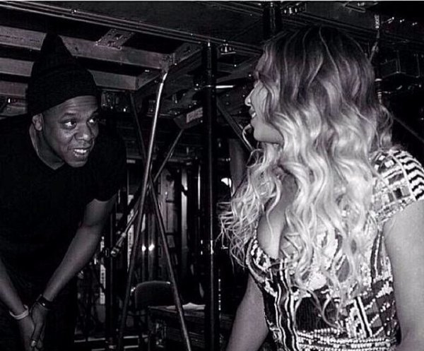 Jay-Z sur Instagram in love de #Beyonce