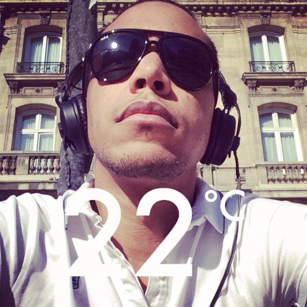 Ça chauffe à Paris ! Et chez vous? #skyrock