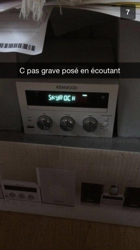 Snap de Morgan de #Grenoble