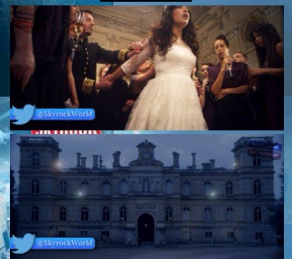 """Les premières images du clip """"Tourner dans le vide"""" Indila"""