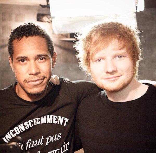 Ce vendredi 19h dans le 16-20 interview de Ed Sheeran