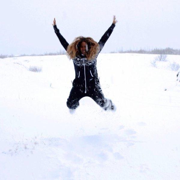 Réveillon de Beyonce en Islande