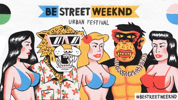 Be Street Festival review by Aku et Ryan