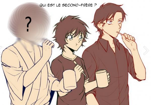 Théorie : La Famille Serakai, cousine de la famille Amuro, est anglaise theory DC
