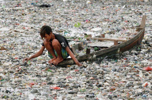 NETTOYER L'OCEAN: LE PROJET DE BOYAN SLAT