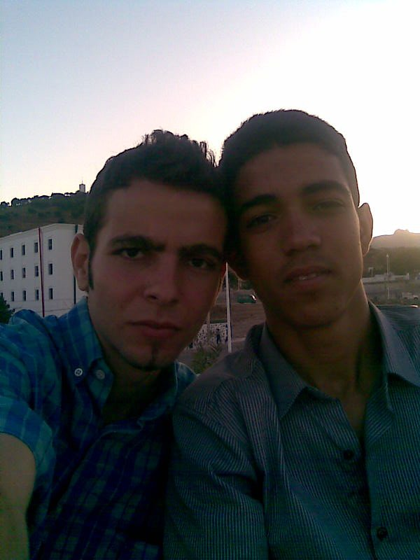 my and my friend in kornich