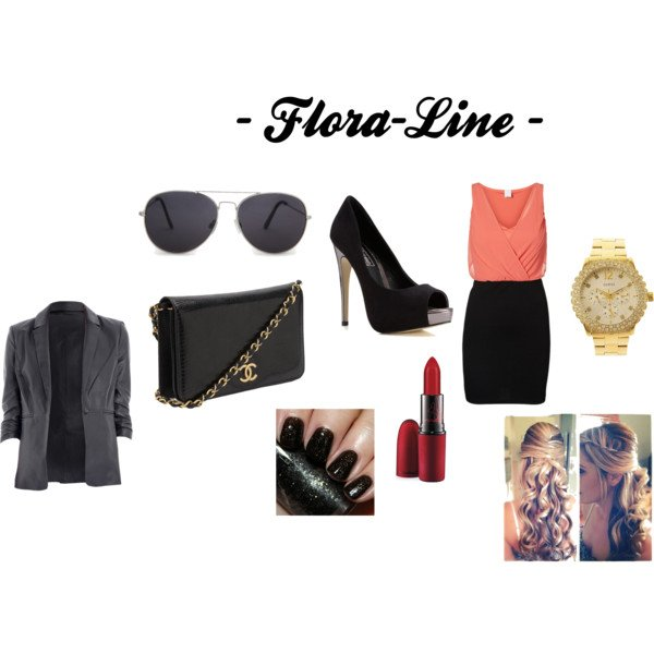 tenue femme d 39 affaire flora line blog de oneedirectionn. Black Bedroom Furniture Sets. Home Design Ideas