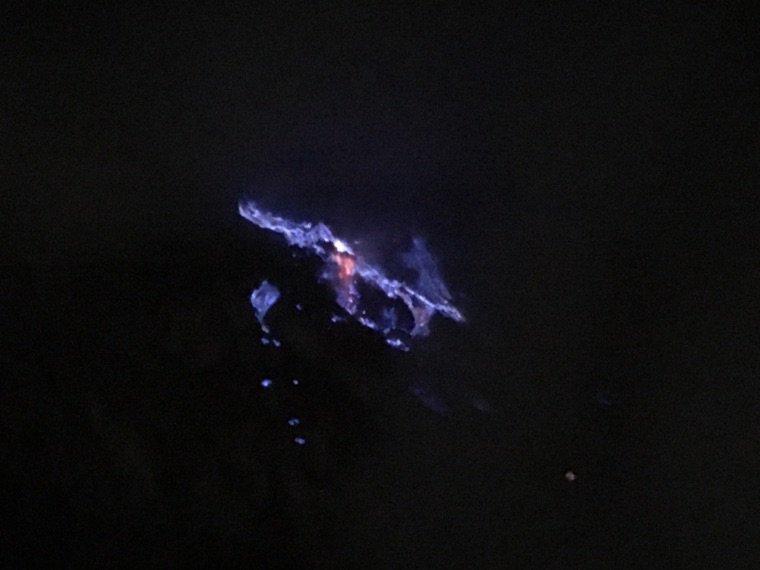 Le Mont Ijen
