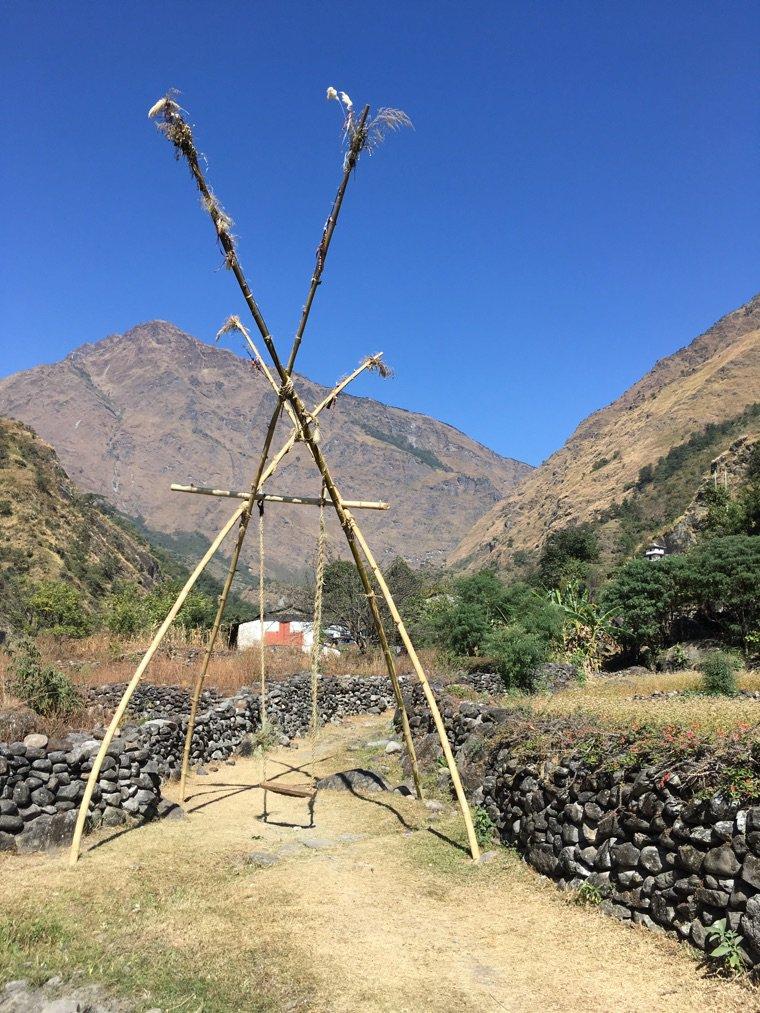 Trek - fin du tour des Annapurnas - Blog de clairounetteetdede