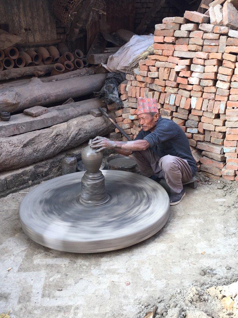 Derniers jours au Népal 2/2