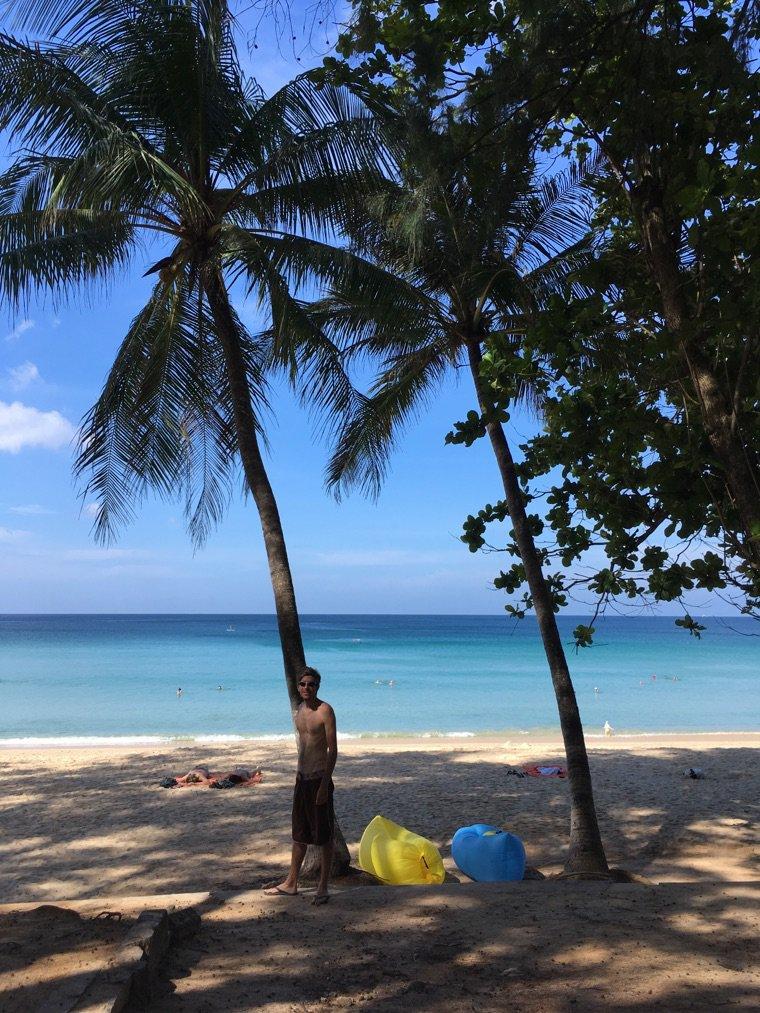 Pukhet: les vacances dans le voyage...