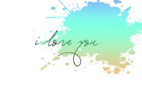 """""""A ce qui parraît , je t'aime"""""""