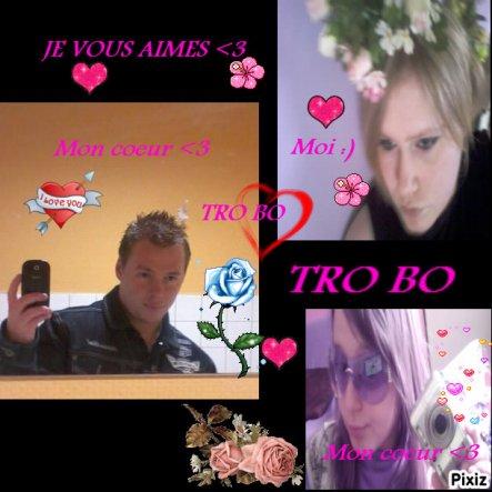 mon coeur sa soeur et moi :)