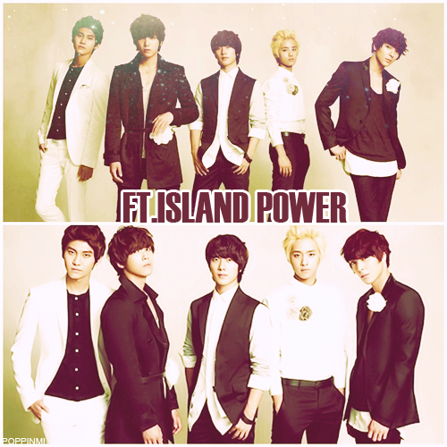 Fiction N°III ♥FT.island power♥