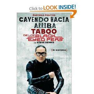Falling  '  up  Autobiographie de Taboo :