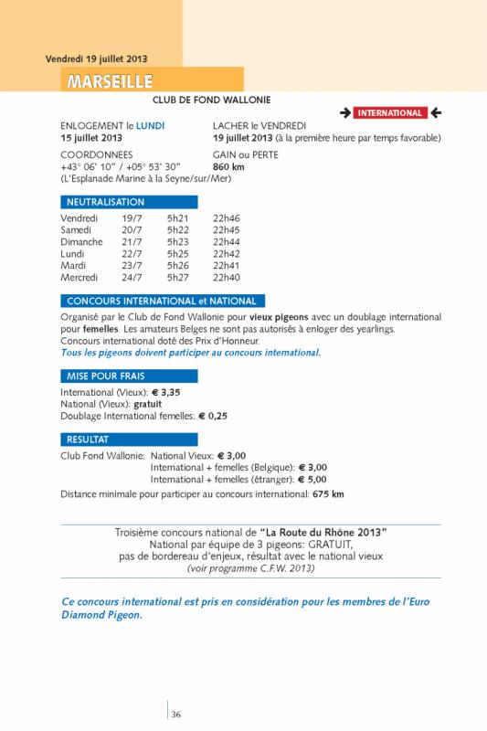 Marseille du 19-07-2013
