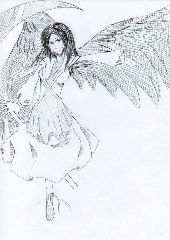Tatu Ange de la Mort