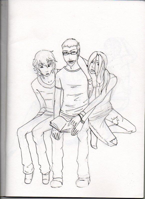 Ethan, Tobias & Owen