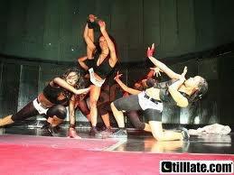 battle dance