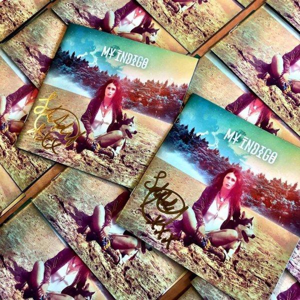 """Nouveau single """"Someone like you"""". La chanson est superbe, l'album s'annonce génial ! Plus que 11 jours à attendre et My indigo sort dans les bacs ! Le 16 avril, My Indigo jouera à la Q-Factory d'Amsterdam !"""