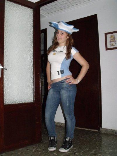 Miss Argentina ...♥