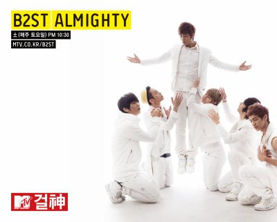 B2ST Almighty