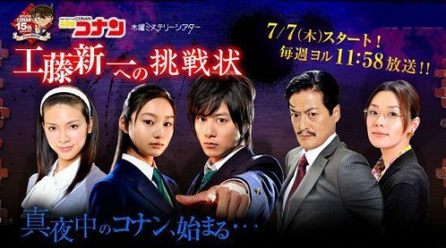 Meitantei Conan : Kudo Shinichi e no Chousenjou