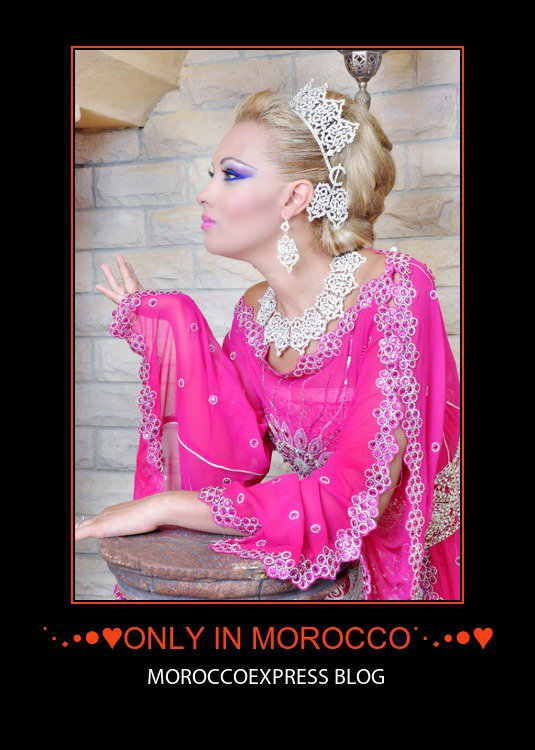 ˙·٠•●♥ONLY IN MOROCCO˙·٠•●♥