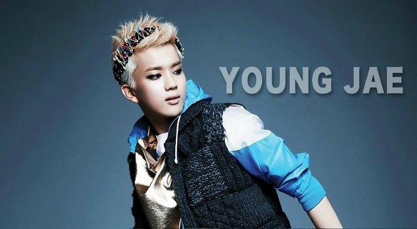 Yoo Young Jae - B.A.P