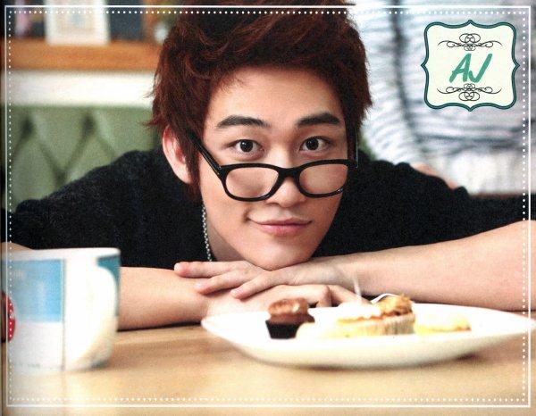 Kim Jae Seop - U-KISS