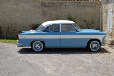 Simca Ariane 1961