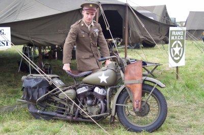 Harley WLA 1943