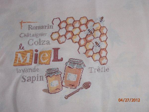 """""""miel"""" de LLP"""