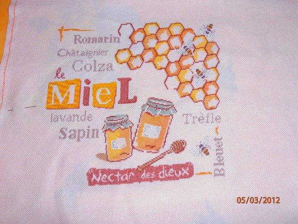 "suite ""miel"" de LLP"