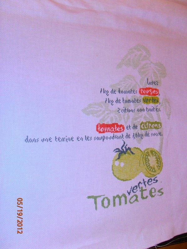 """suite """"confiture de tomates"""" de LLP"""