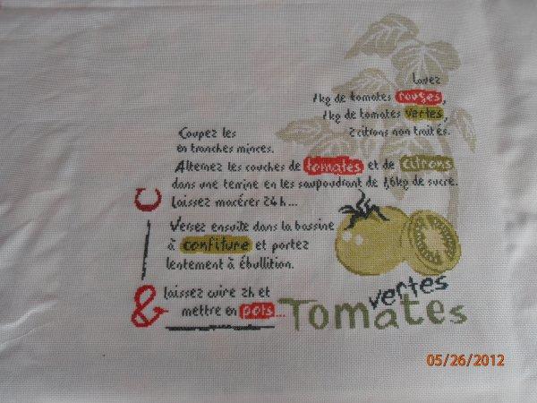 """confiture de tomates"" de LLP"