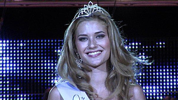 Laëtizia Giovanelli Penmellen, Miss Provence 2014 !!!