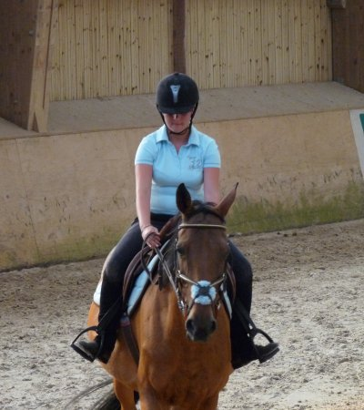 Monter a cheval donne un goût de liberté. ♥