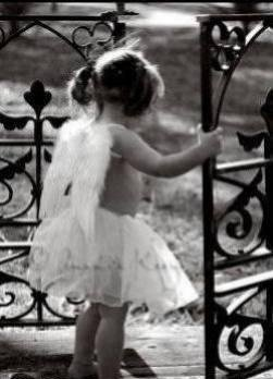 Seigneur accueil un ange de plus..