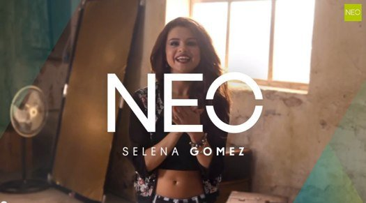 Selena gomez N.E.O