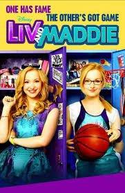 Série disney channel le liv et Maddie