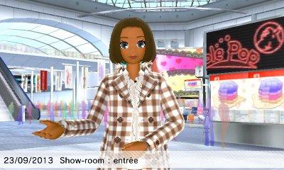Entrée du Show-room