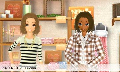 Zainab chez Lucina