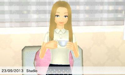 Une tasse de café? Volontiers.