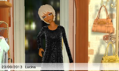 Lola chez Lucina