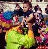 Le bonheur de l'enfance et le jardin Zahra reçoit des milliers de citoyens à la fête