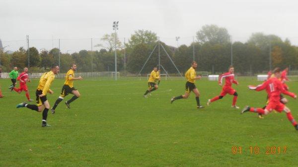 Quelques photos du match contre Charcot Bully