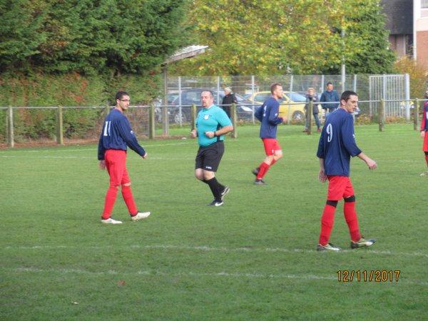 Coupe de France Henri Gauthier contre Noyelles Godault