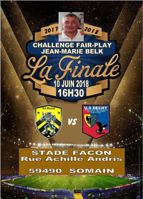 Challenge Jean Marie Belk